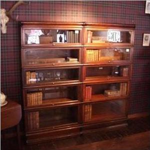 De Antieke boekenkast, Antiek Arcade, Antiek en Interieur